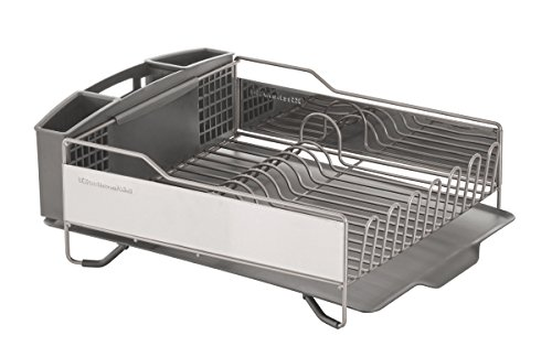 Kitchenaid KNS896BXGRA Large Dish Rack Full Size, Stainless Steel