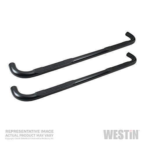 (Westin 25-2225 Signature Series Black Side Steps)