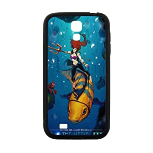 SHEP The little mermaid Case Cover For samsung galaxy S4 Case