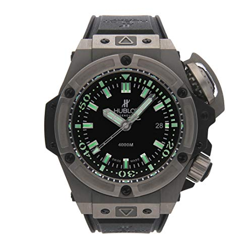 Hublot Big Bang Mechanical (Automatic) Black Dial Mens Watch 731.NX.1190.RX (Certified Pre-Owned) ()
