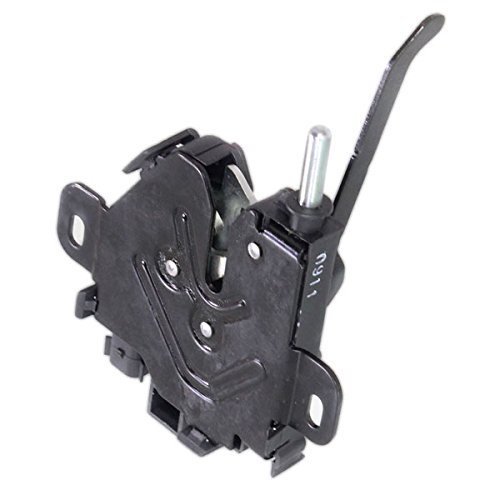 Koolzap For 04-07 Focus 2.0L//2.3L Front Hood Latch Lock Bracket Steel FO1234124 6S4Z16700A
