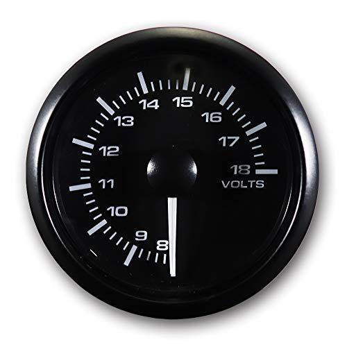 MOTOR METER RACING Volt Gauge 2