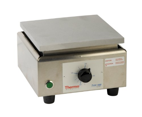(Thermo Scientific HPA1915BQ Analog Aluminum-Top Hot Plate with 6.25