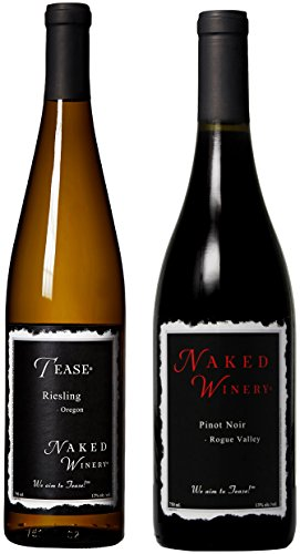 Oregon Wine First Date Bundle Mixed Pack 2 x 750