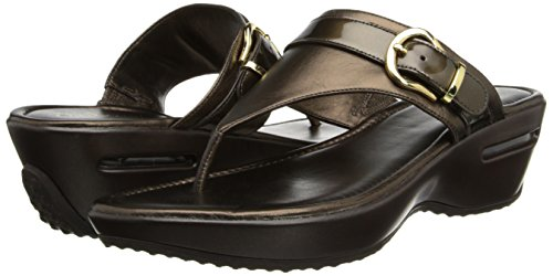 91f5937be5a Cole Haan Women s Maddy Tant Thong Wedge Sandal - Import It All