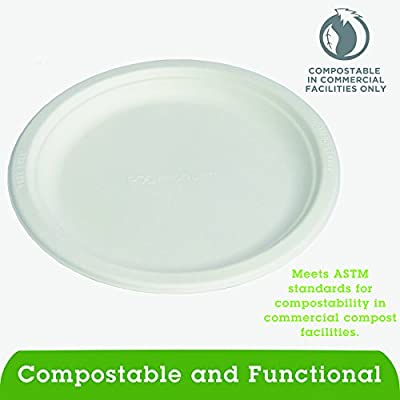 Eco-Products, Inc Sugarcane plates