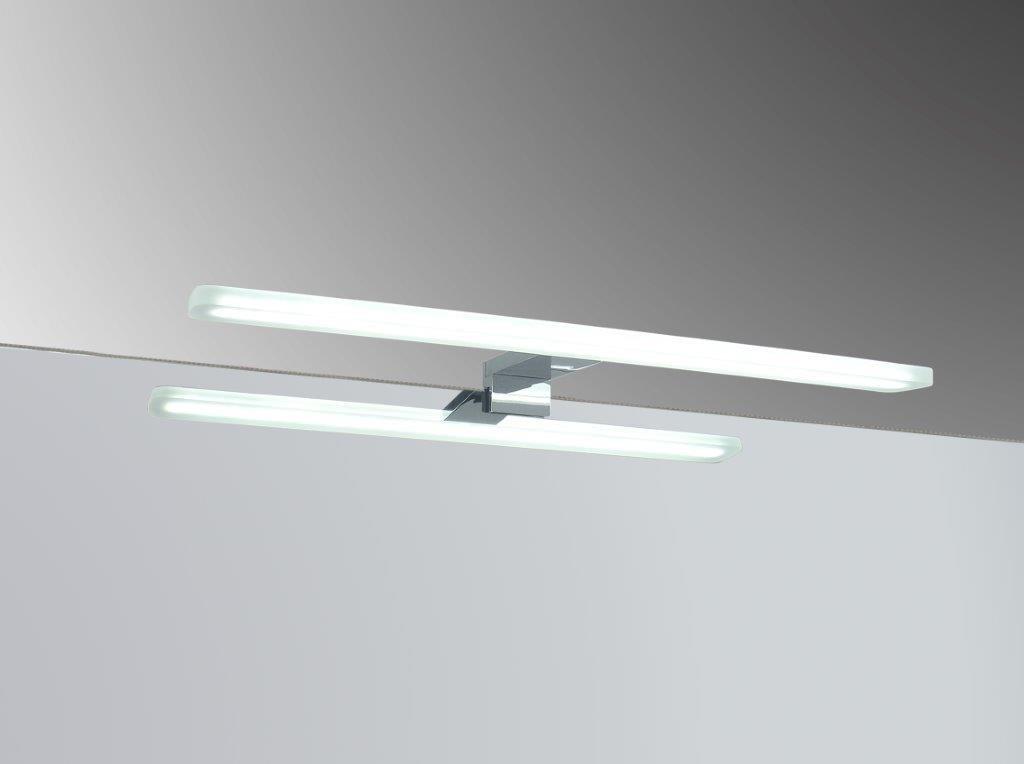 APLIQUE DE BAÑO DIMAN LED 30CM 7W IP44 CII LUZ BLANCA 6000K [Clase de eficiencia energética A+] RJG