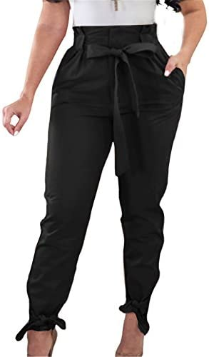 GOBLES Women Casual Trousers Ruffle product image