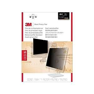 "3M Desktop LCD Privacy Filter - Frameless 20.1"" by 3M"