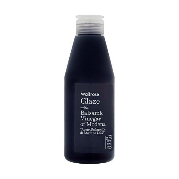 Cooks' Ingredients Balsamic Vinegar Glaze - 215ml (7.27fl oz) 1 Suitable for Vegetarians 215ml - (7.27 fl oz) Cooks' Ingredients