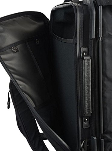 Nike Commuter 3Wege über Nacht Tasche–Schwarz