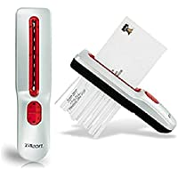 Ziszor LLC 232345 Ziszor Portable Handheld Paper Shredder - 33050