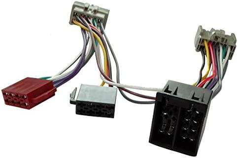 AERZETIX Cable adaptador para autoradio PARROT KML Kit Manos libres de coche