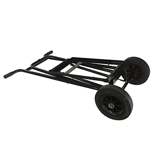 Steel Dragon Tools PT Pipe Threading Machine Cart with 10'' Wheels by Steel Dragon Tools (Image #1)