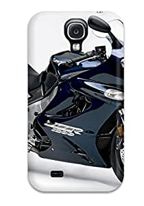 Benailey Perfect Tpu Case For Galaxy S4/ Anti-scratch Protector Case (kawasaki Motorcycle )