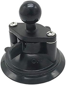 Adanse 80mm Durchmesser Auto Fenster Twist Lock Saugnapf Basis Mit 1 Zoll Kugel Halterung Für Kamera Smartphone Für Ram Halterungen Auto