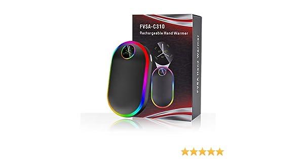 Portable USB Reusable Hand Warmer (7 Colors)