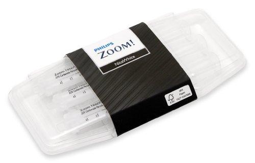 Philips Zoom Whitening White syringes