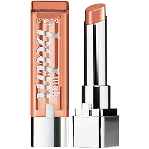 L'Oréal Paris Colour Riche Balm, 819 Caramel Comfort, 0.1 oz.
