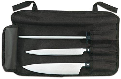 Dexter-Russell Cutlery Roll - 3 Piece Dexter Russell Cutlery Case