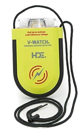 HDE VWS-20 - Detector de voltaje personal de última generación: Amazon.es: Amazon.es