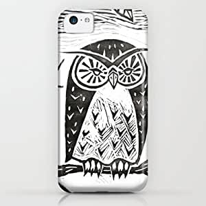 Society6 - Owl iPhone & iPod Case by Vera Johansen