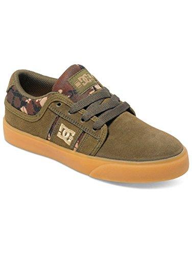 DC Shoes RD Grand - Chaussures basses - Enfant - US 7 / UK 6 / EU 39 - Vert