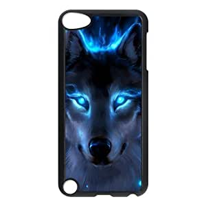 DIY High Quality Case for Ipod Touch 5, Wolf Phone Case - HL-R666200