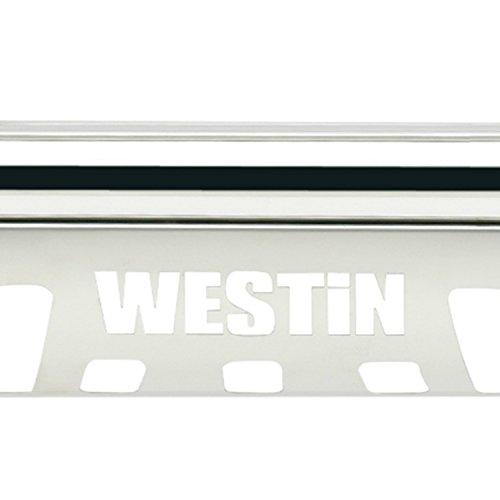 Westin 31-5550 E-Series Polished Bull Bar for Dodge RAM 3500