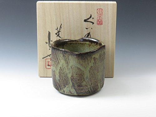 Japanese pottery sake cup (Koito-Yaki) by Koito-Yaki (Image #4)