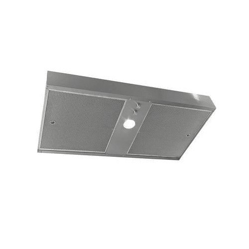 Imperial C2036SD4 430 CFM 36'' Wide Blower Range Hood Insert with Air-Ring Fan fr, Stainless Steel