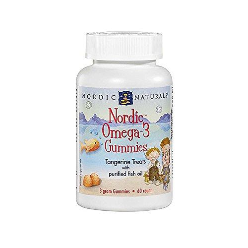 nordic naturals omega 3 tangerine - 3