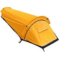 Andylies Ultralight Bivvy Tent Single Person Backpacking Bivy Tent Waterproof Bivvy Sack for Outdoor Camping Survival…