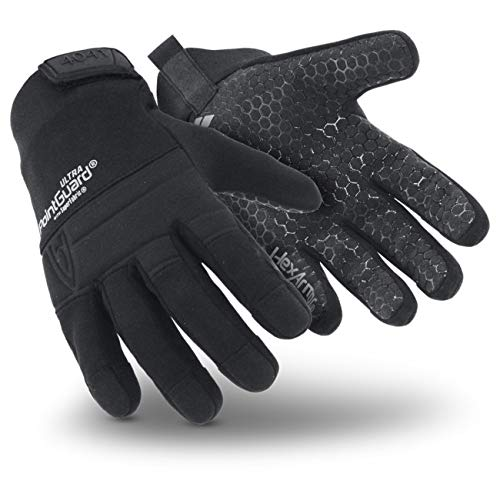 HexArmor PointGuard Ultra 4041 Law Enforcement and Police Needle Resistant Search Gloves by HexArmor (Image #4)