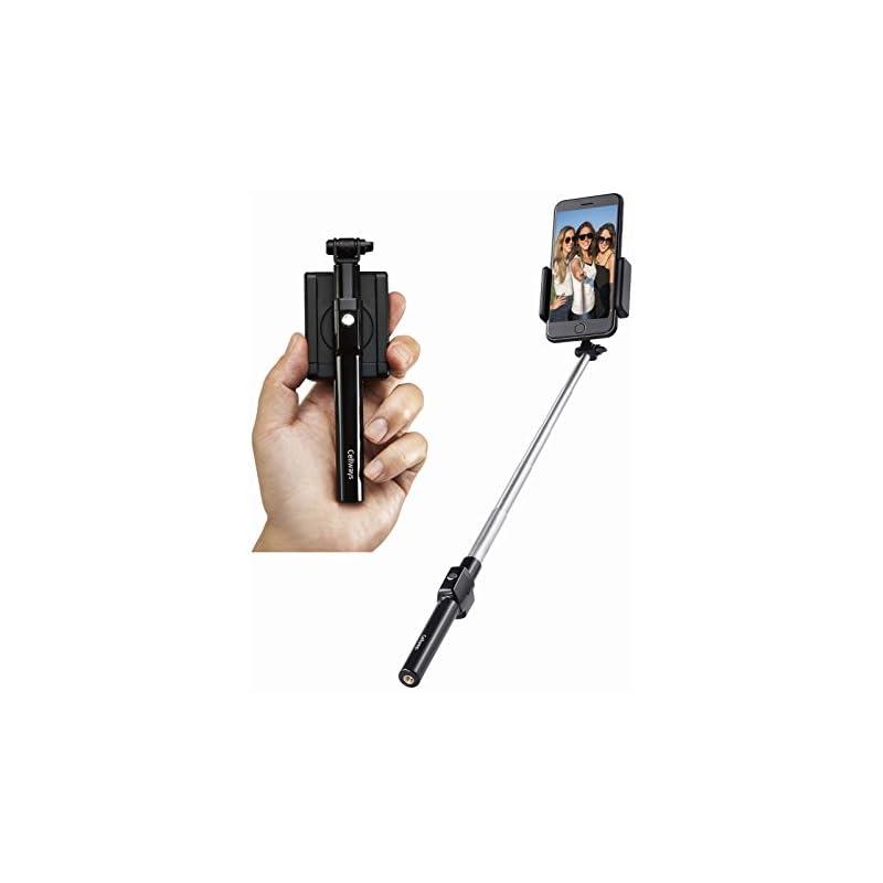 Mini Bluetooth Selfie Stick, with Patent