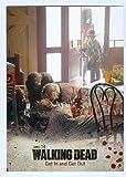 The Walking Dead trading card 2014 #56 Season 3 Carl Grimes Chandler Riggs Michonne Danai Gurira