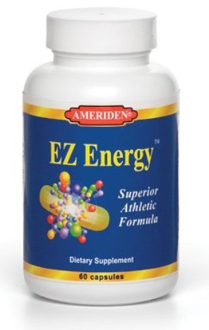 EZ Energy Powerful Athletic Formula 60 cap 600 mg NEW LOW PRICE