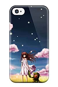 Premium [sXxtcJD4170dYPco]anime Case For Iphone 4/4s- Eco-friendly Packaging