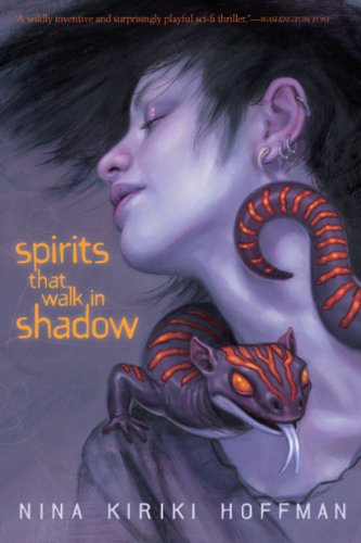 Spirits That Walk in Shadow (Chapel Hollow)