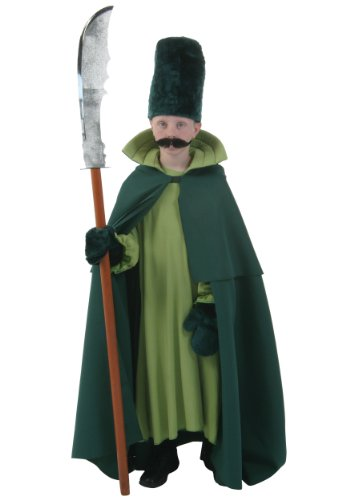 - Big Boys' Emerald City Guard Costume Large