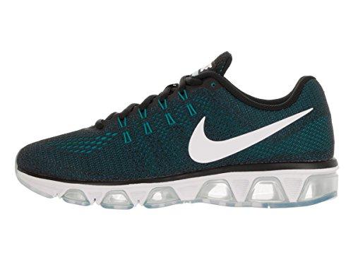 Scarpa da running Air Max Tailwind 8 nera / bianca / oceano Nike / Scarpa da corsa blu Gmm 10.5 Uomo Stati Uniti
