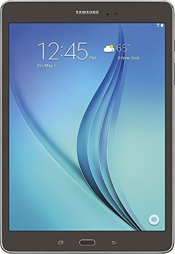 2017 Flagship Samsung Galaxy Tab A 9.7 Touchscreen with XGA (1024 x 768)- 16GB Storage Capacity, Quad-core Processor 1.2GHz, 802.11 abgn, Bluetooth, HD Cameras, GPS with Glonass - Pen included