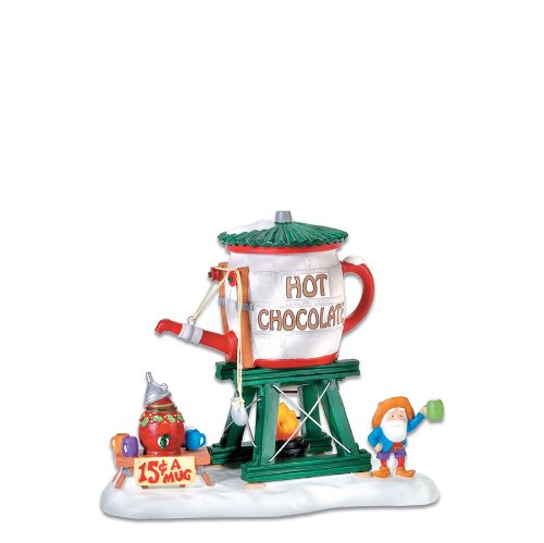 Department 56 North Pole Village Hot