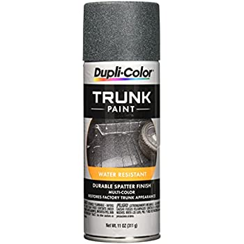 VHT TSP102 TRUNK PAINT BLACK & AQUA
