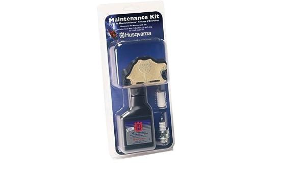 Husqvarna 531306369 cadena sierra Kit de mantenimiento para 455 ...