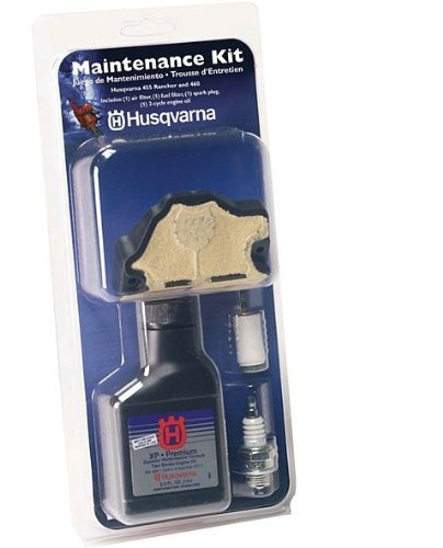 Husqvarna 531306369 Chain Saw Maintenance Kit For 455 Rancher and 460 Outdoor, Home, Garden, Supply, Maintenance by Garden & Lawn Supply (Image #1)