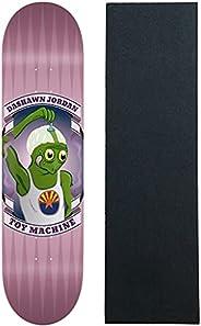 """Toy Machine Skateboards Deck Dashawn Jordan Shaved 8.25"""" x 31.25"""" wit"""