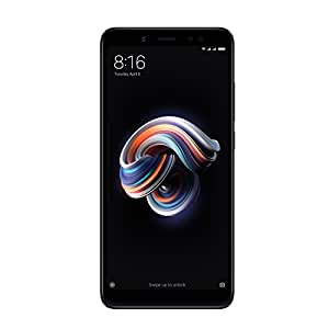 Xiaomi Redmi Note 5 Dual 64GB (Version Global) Negro