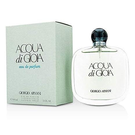 c325d17d7a6 Giorgio Armani - Acqua Di Gioia - Eau de parfum para mujer - 100 ml   Amazon.es  Belleza
