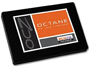 OCZ 512GB Octane SATA 6Gb/s 2.5-Inch Performance Solid State Drive (SSD) with Max 480MB/s Read and  Max 4KB Write 26K IOPS-OCT1-25SAT3-512G